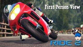 Ride 2   First Person View Cagiva Mito 125