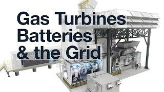Do Gas Turbines for Peak Power Make Sense?