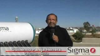 Boiler Solar Sigma
