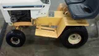 Cub Cadet Hydrostatic 80 Lawnmower~ www.wmsohio.com