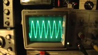 Joule Thief: Supplement: Determining Inductance by Resonating a Tank Circuit