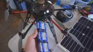 Capacitor Powered Drone - Will it Fly?