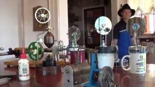 Collection of Working Model Engines