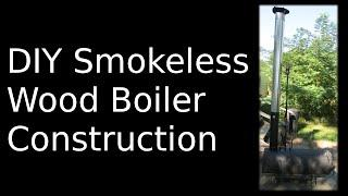 DIY Wood Boiler How To