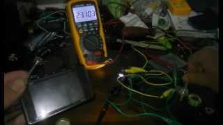 Using LDR to self regulate brightness of joule thief. Part 1