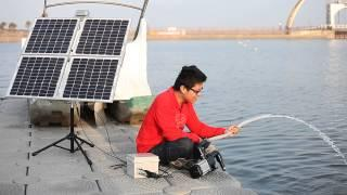 Water Pumping with Zolargus Solar Tracking System