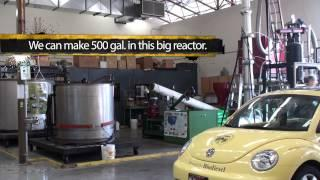 HOW WE MAKE BIODIESEL