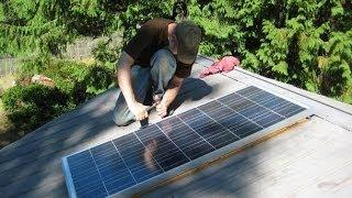 SHOCKING!!! Make DIY Solar Panels at Home - CHEAPEST SYSTEM !!!