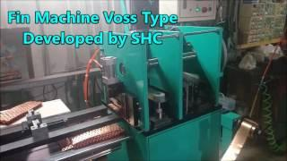 FIN MACHINE VOSS TYPE BY SHC