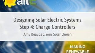 Solar Charge Controller: Off Grid Solar Power System Design - Step 4