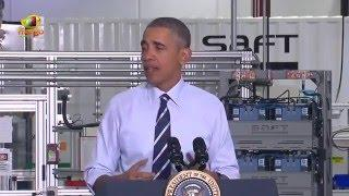 President Obama Delivers Speech On 7th Anniversary Of Recovery Act   Mango News