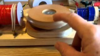 Bedini wheel four inch