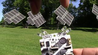 Solar tracking drive system