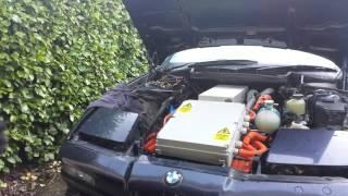 BMW E31 840CI EV Conversion 32 : Shifting Gears