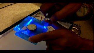 PC Fan Generating Electricity