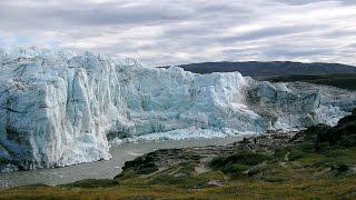 First the Arctic, now Greenland's Ice is Melting...