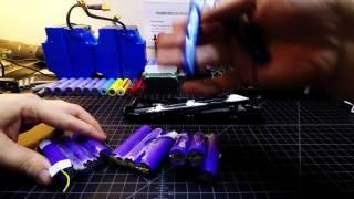 Portable Mini Powerwall Project E02 - Laptop Batteries