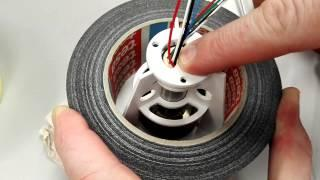 Flywheel Energy Storage - Test two