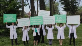 Doctors March for Science, Diet, and Health