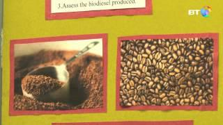 Coffee diesel : Biofuel made from used coffee grounds