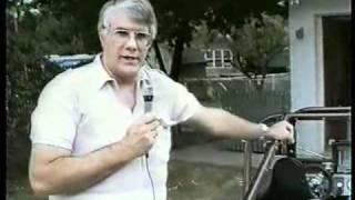 Stanley Meyer 1992 Interview -- Water-Powered Car Explanation