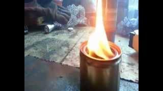 Mini Gasifier Stove