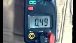 RAVI _S STANLEY MEYER REPLICATION WATER FUEL CELL -010.flv