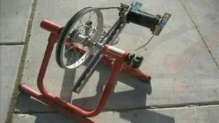 Free DIY BYO Plans For Pedal Power Bicycle Generator