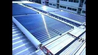 Peerapat solar hybrid heat pump satit hotel