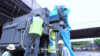 Panasonic Large Air Conditioning Solutions: Absorption Chiller System