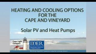 Solar PV and Heat Pumps