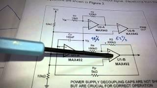 HOW TO MAKE PWM CIRCUIT USING LM324 OP AMP ( 1 of 4)