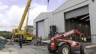"""Tidal Energy construction of DeltaStream """"Teaser"""""""
