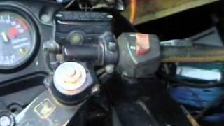 Honda CBR600 EV Conversion 06 Throttle