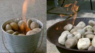 DIY Gel Fire Pits
