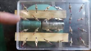Searl effect generator replica: rollers special magnetizing effects demo