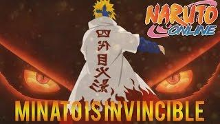 Minato is INVINCIBLE !!! Blink Team Naruto Online
