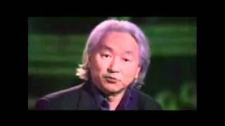Dr. Michio Kaku; 3 types of Civilizations.