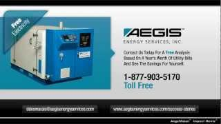 Cogeneration - Combined Heat and Power from Aegis Energy