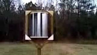 wind turbine, vawt part 2