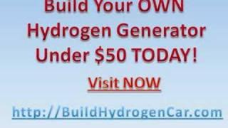 Re: Build a Hydrogen Generator for under $50