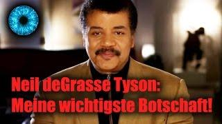 March for Science: Neil deGrasse Tyson: Meine wichtigste Botschaft! - Clixoom Science & Fiction