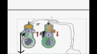 how to make an air engine