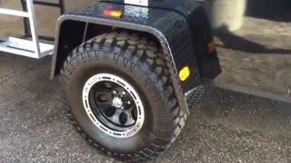 New 2016 Cargo Craft 6x12 Off Road Trailer for sale Colorado Trailers Inc.