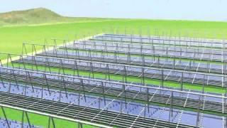 Concentrating Solar Power Plants 1 MWe - 10 MWe (Fresnel technology)