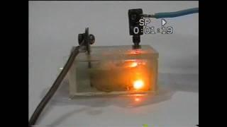 Plasma Electrolysis Process