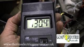 Thermoelectric generator part 3