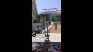 MCB H-Darrieus GİROMİLL WİND TURBİNE PROTOTİP
