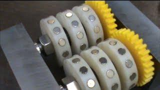 Magnet Motor part 2