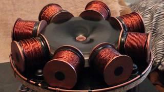 Bedini/Tesla  motor-generator + Mod